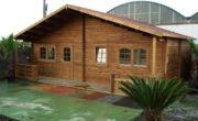 Log house MOTRIL