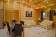 Log house FINLANDIA in UK