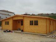 Log cabin KRISTI